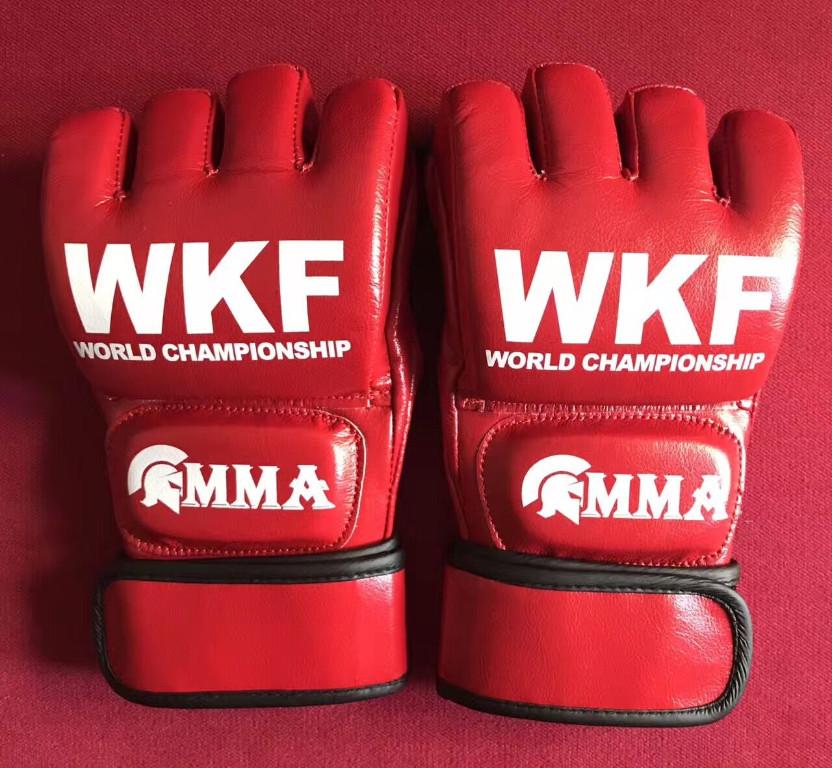 wkf-mma-gloves-rot