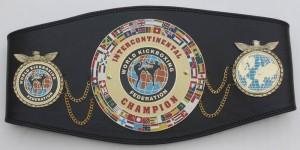 WKF Intercontinental belt
